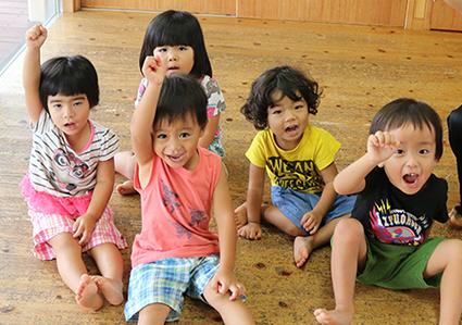 2歳児クラスの写真