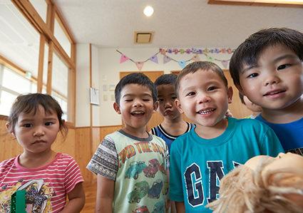 3歳児クラスの写真