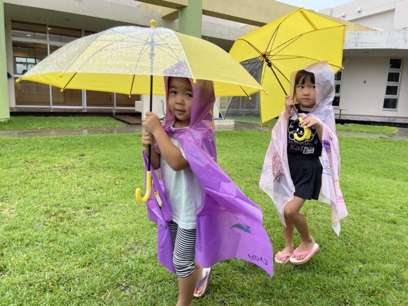 【わかたけ】雨降りさんぽ☔️の写真