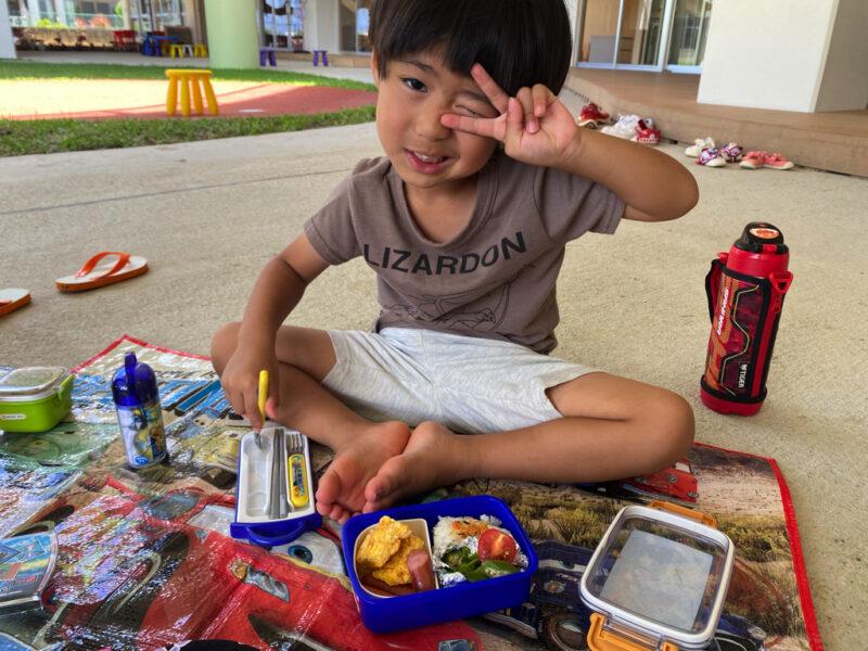 【わかたけ北】お弁当ありがとう🍙の写真