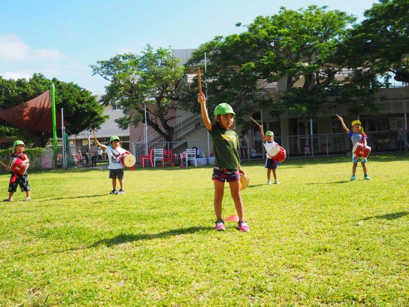 オリンピック練習中!の写真