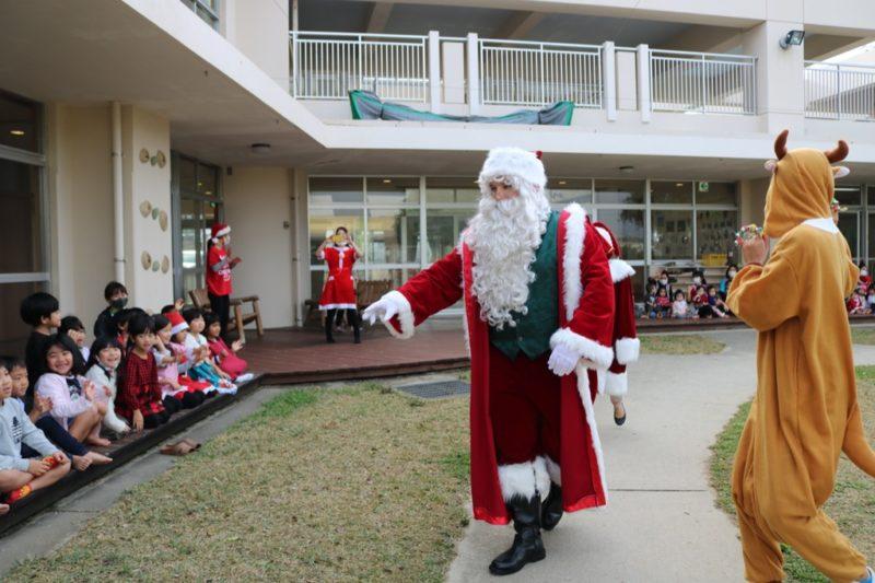Merry Christmas@わかたけ保育園の写真