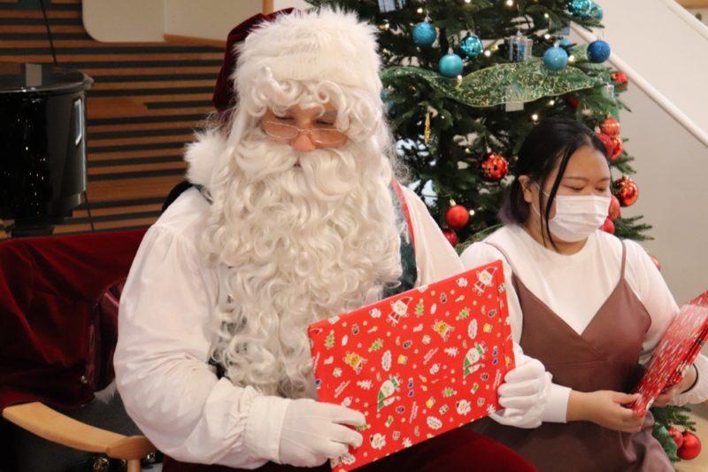 Merry Christmas@わかたけ北保育園の写真